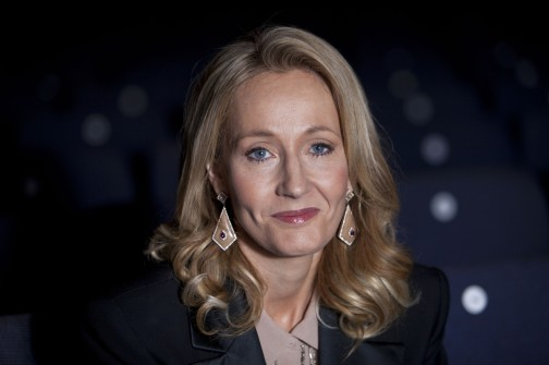 Höf J K Rowling